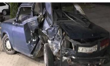 В Мукачево на автомойке зафиксировали поистине жуткую аварию