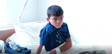 Что известно о состоянии троих детей, у которых в руках взорвалось неустановленное устройство на Закарпатье