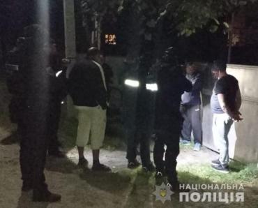 В Закарпатье торговца наркотиками поймали с поличным