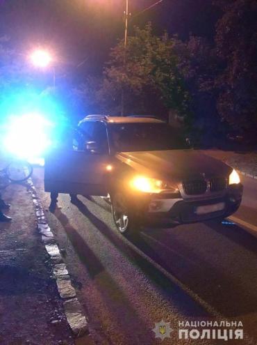 Официально про ДТП с BMW в Ужгороде: Водитель был абсолютно невменяемый