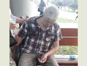 Родственники, отзовитесь: В Ужгороде на БАМе человеку стало плохо, прохожие хотят найти близких