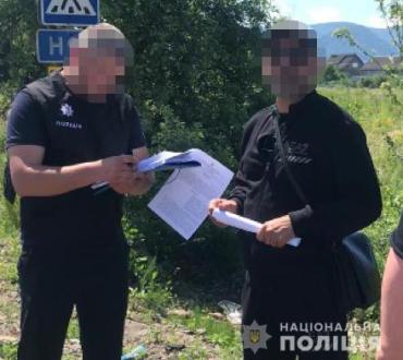 Полицейские в Закарпатье взяли криминального авторитета под контроль