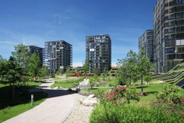 Чаще всего жилье в районах Прага 1 и 2 приобретают украинцы
