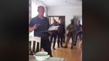В Закарпатье с самого утра началась спецоперация силовиков