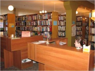 В Ужгороде в областной библиотеке работает интернет-центр