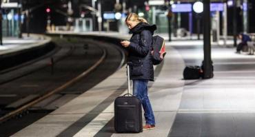 С апреля по октябрь этого года численность железнодорожников сократилась