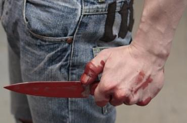 В Закарпатье только ножевое ранение остановило семейную ссору