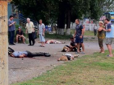 В зоне АТО погибло более 3000 граждан: среди них военные и мирные люди