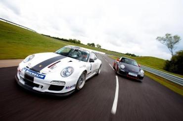 Porsche выпустит 500-сильную версию суперкара 911 GT3 RS