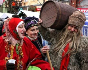 Фестивали вина уже давно стали традиционными на Закарпатье