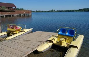 Озера в Дедово - место отдыха для туристов со всего Закарпатья