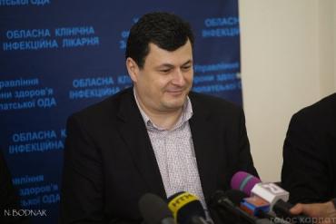 Квиташвили: На Закарпатье и в Украине циркулирует полиовирус
