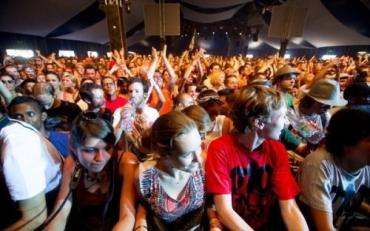 Sziget-2012 в Венгрии посетили 380 000 человек из 60 стран мира
