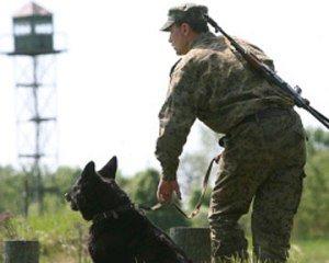 Мукачевский пограничный отряд задержал нарушителей границы