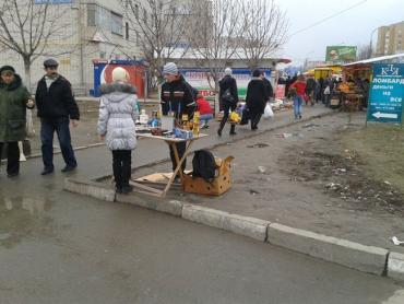 В Закарпатье петарды продаются не только в магазинах, но и на стихийных рынках