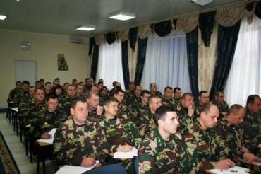 Артур Горбенко представил нового начальника Мукачевского пограничного отряда