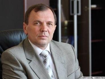 Мэр Ужгорода Виктор Погорелов даст брифинг для журналистов