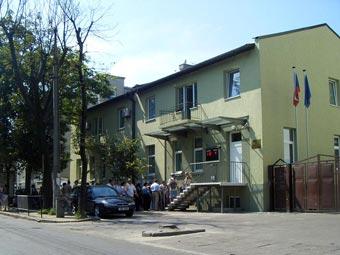 Здание консульства республики Чехия во Львове