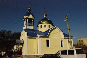 Архієпископ Мукачівський і Ужгородський освятив престол та новозбудований храм