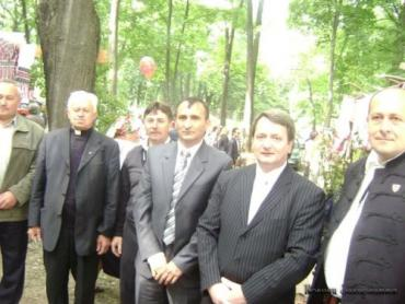 Бела Ковач встретился с представителями русинского движения Закарпатья
