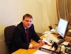 Борис Борисов, начальник Ужгородської муніципальної поліці