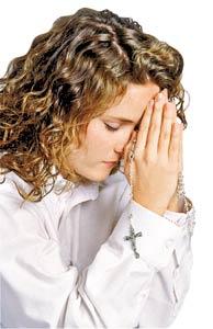 Молитва оздоровлює навiть не дуже вiруючу людину