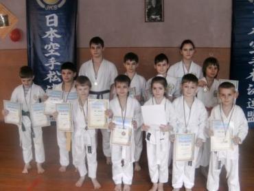 Чемпіонат Мукачева з Карате-До