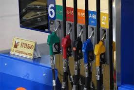 Цены на потребительском рынке нефтепродуктов в Закарпатской области идут вверх