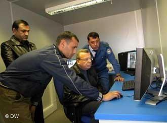 Електронне декларування на Чопській митниці впроваджували в декілька етапів