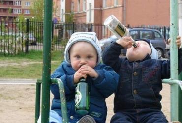 Нерідко протиправні дії вчиняються неповнолітніми саме під впливом алкоголю