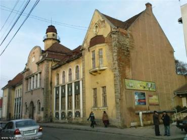 Дом офицеров в Мукачево