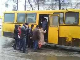 Ціну на маршрутки в Ужгороді визначить фахова комісія