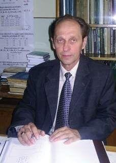 Поп Степан Степанович, доктор фізико-математичних наук, професор