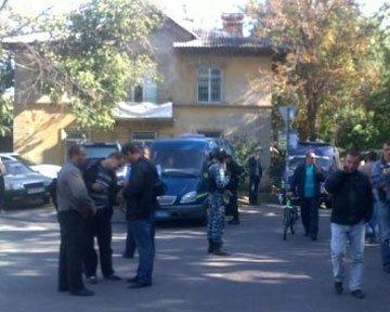 В ходе штурма здания в Одессе были убиты трое злоумышленников