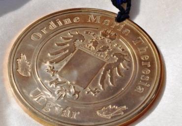 В Ужгороде состоялось вручение почетного ордена Марии Терезии