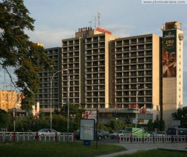 Крупную гостиницу Ужгорода переоборудуют в IT-комплекс