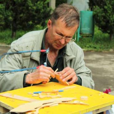 Андрій Доніченко з Ужгорода називає себе дев'ятирічним.