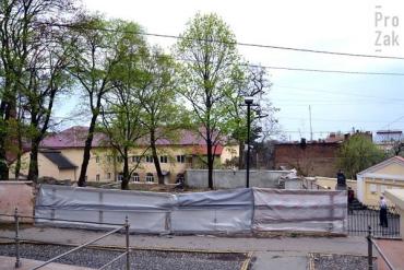 Погляди Шашіка і Панова на проблеми скверу Марії-Терезії