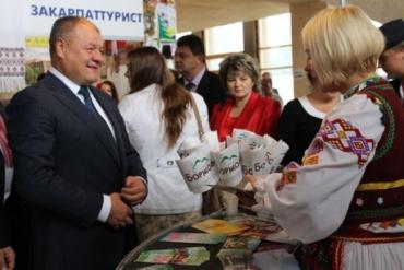 И.о.председателя Закарпатской облгосадминистрации Игорь Свищо