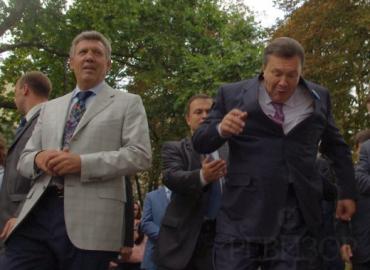 Янукович надеется, что одесситы сделают «правильный» выбор
