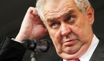 Поездка Милоша Земана в Россию обойдется налогоплательщикам в 330 тысяч крон