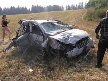 В Украине возрастает число смертей на дорогах