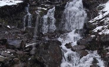 Водопад Труфанец - изюминка Закарпатья