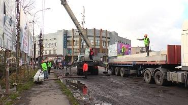 Аварийный мост в Сваляве демонтировали строители