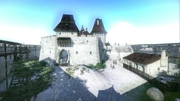 Хусткий замок