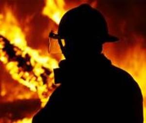 """Около села Нелипино горел прицеп грузового автомобиля """"Reno"""""""
