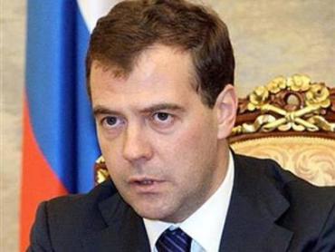 Медведев: напряженность в отношениях России и Украины действительно зашкаливает