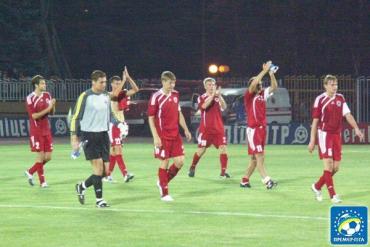 Маріупольці з мінімальним рахунком 1:0 обіграли «Закарпаття»