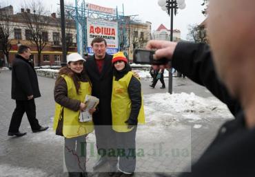 Луценко копіював дії Арсенія Яценюка