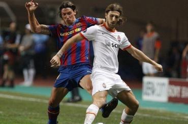 Барселона (Испания) – Шахтер (Донецк, Украина) – 1:0